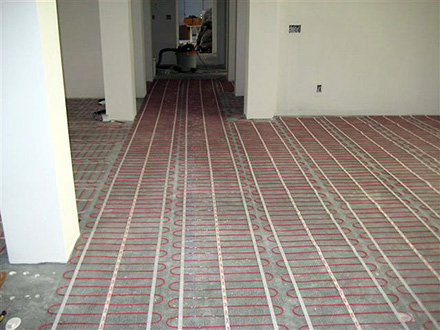 Fort Wayne Radiant Floor Heating Systems